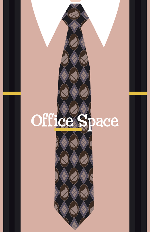 Minimal Office Space Poster 03 By Billpyle On Deviantart