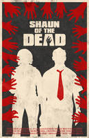 Shaun Of The Dead by billpyle