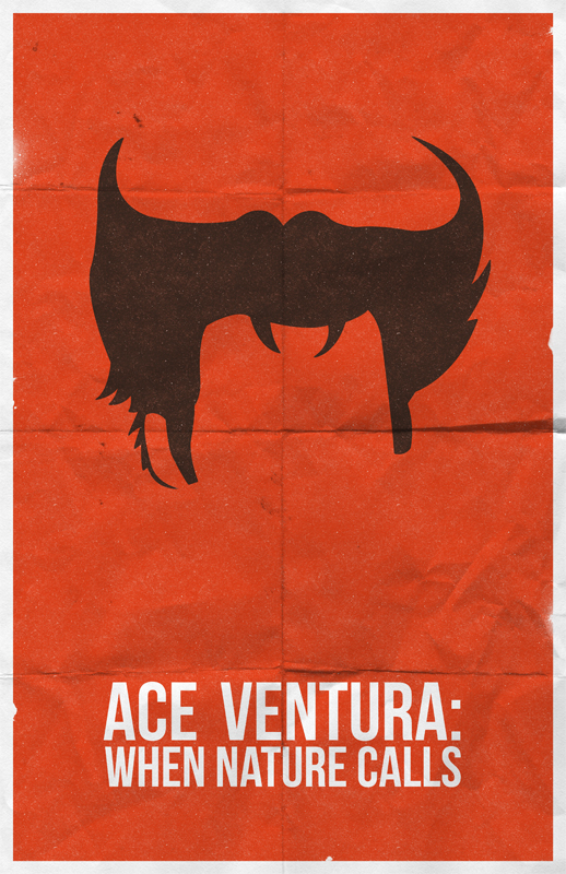 Ace Ventura: When Nature Calls poster by billpyle