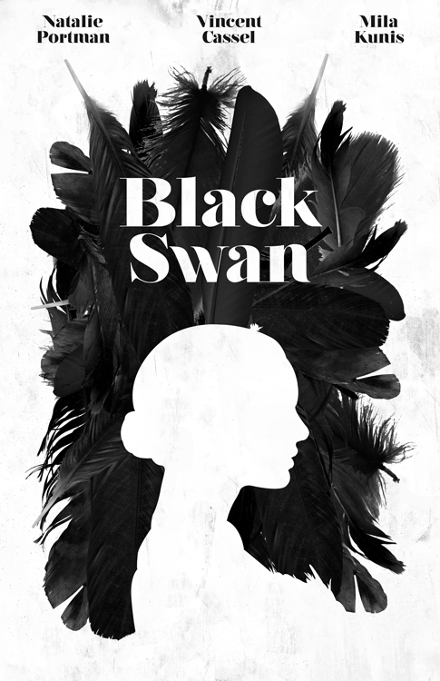 black swan movie poster by billpyle on deviantart