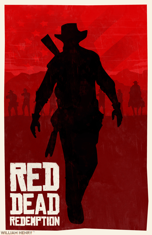Red Dead Redemption by billpyle