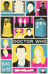 Doctor Who - The Ninth Doctor poster