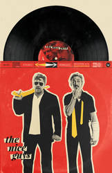 The Nice Guys poster by billpyle