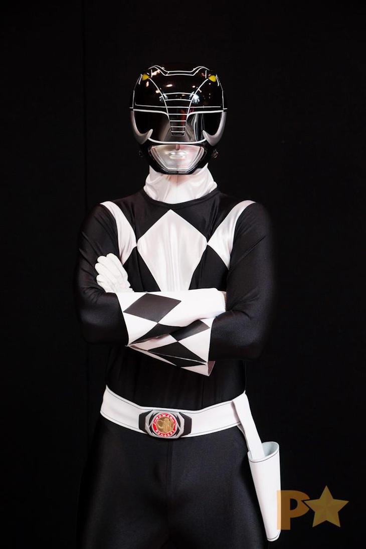Black Power Ranger By Adnan91