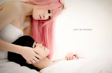 Just Be Friends - 01 by Kanasaiii