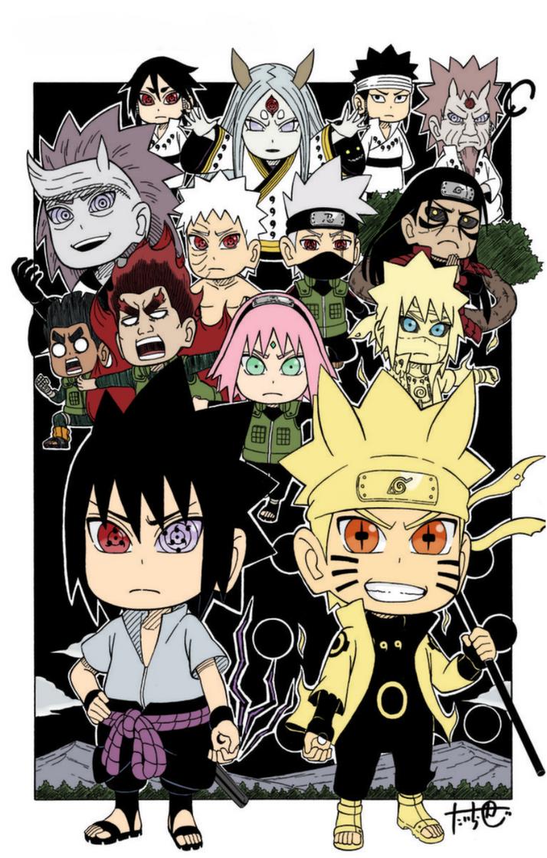 Naruto chibi by raijin72675 on deviantart - Naruto chibi images ...