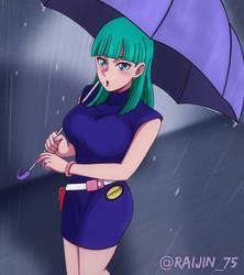 Bulma in Piccolo Jr. Saga