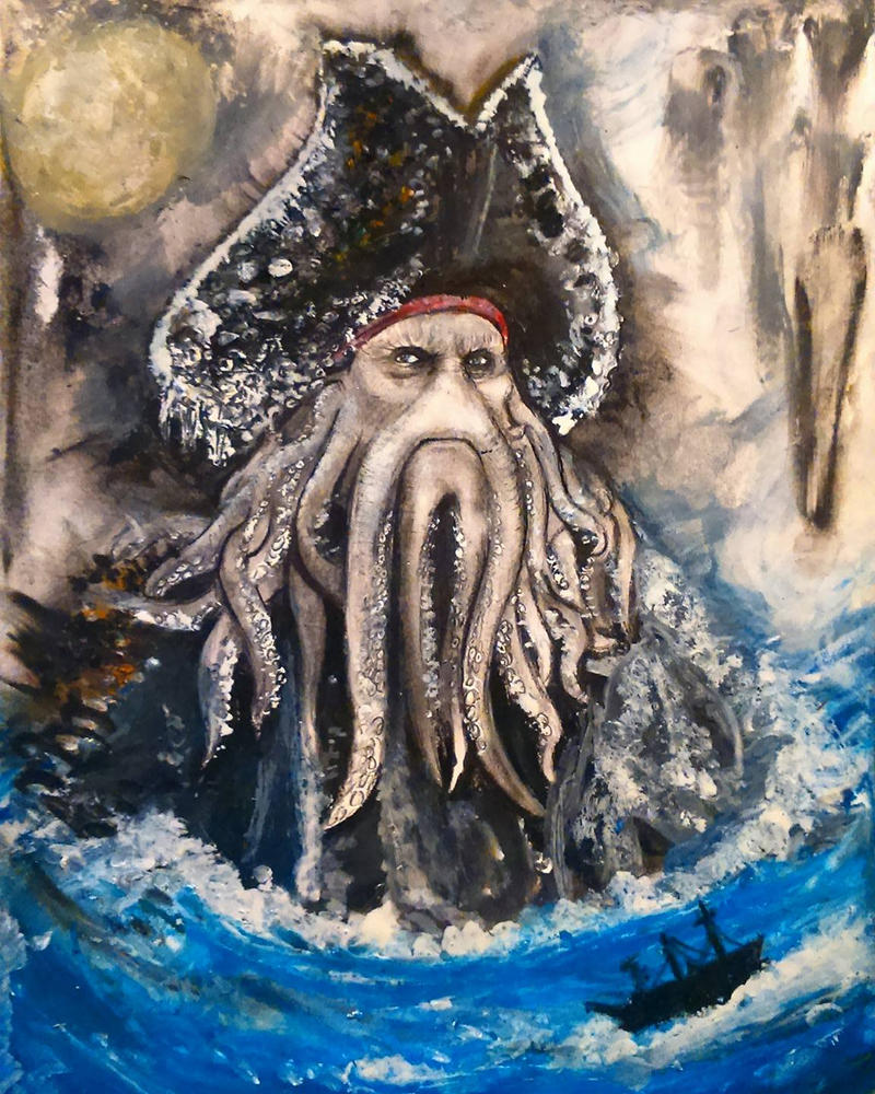 Davy Jones! by Tamagi