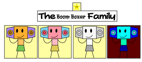 Let's play the BOOM BOX!