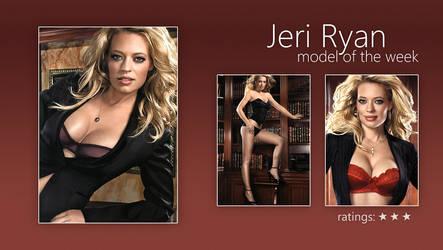 Jeri Ryan - model of the week (2)
