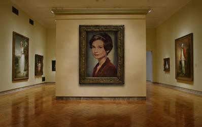 Audrey HEPBURN - My Fair Lady 3D Museum by noel62