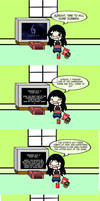 Crystal the Resident Evil Fangirl