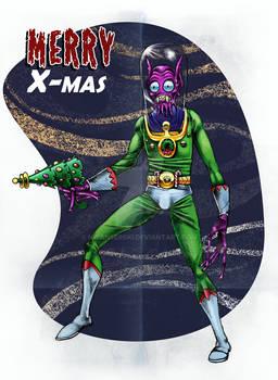 X-Mas Alien