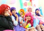 Equestria Girls _ Cosplay _ MLP