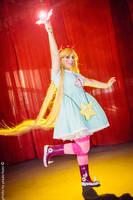 Star Butterfly_Cosplay_StarVsTFOE by NeeHime