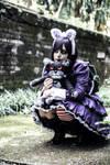 Goth Annie_LOL_Cosplay