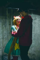 Star and Marco_StarVsTFOE_Cosplay by NeeHime
