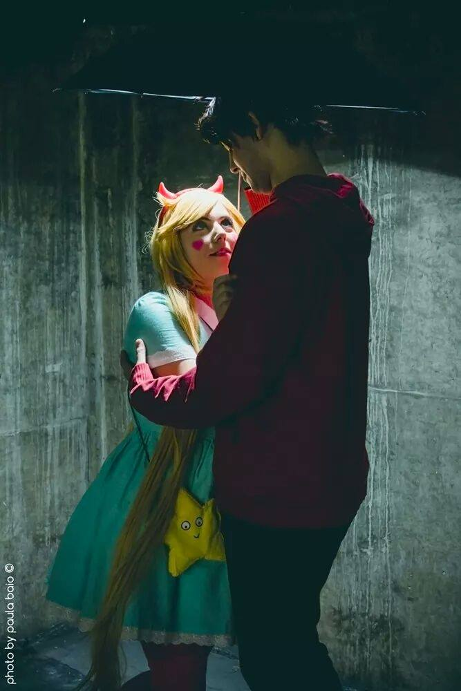 Star vs the forces of evil marco cosplay