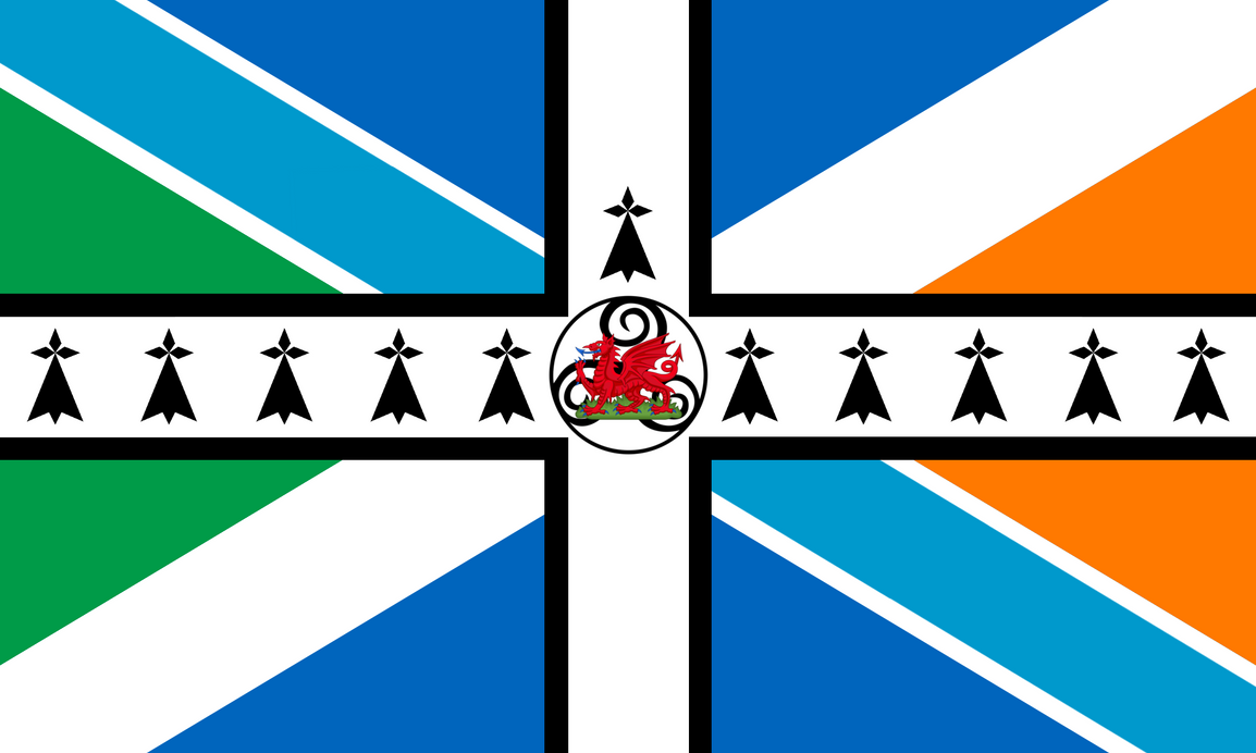 Celtic Union by KHLFlags on DeviantArt