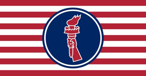 American Union of Fascists Flag