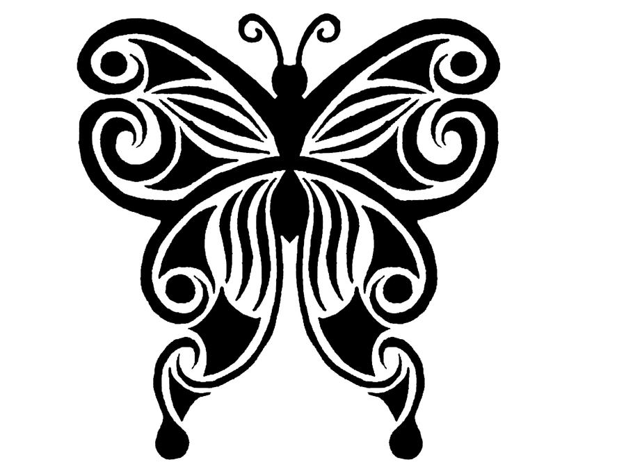 tattoo papillon. Tattoo by ~novo-papillon