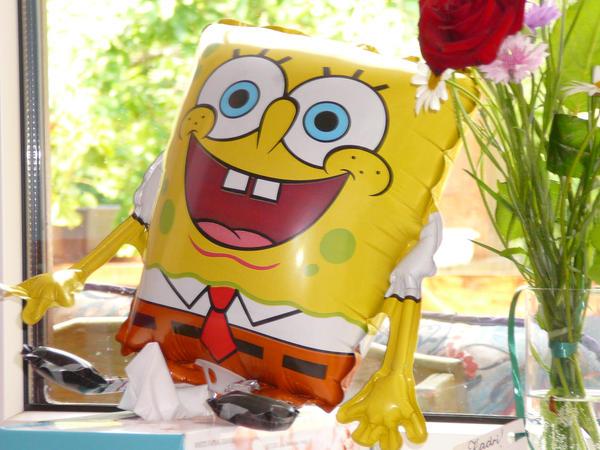 Sponge-Bob by kat-0