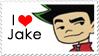 I :heart: Jake stamp by MarioRoz