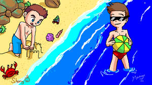 P-Chat: Beach