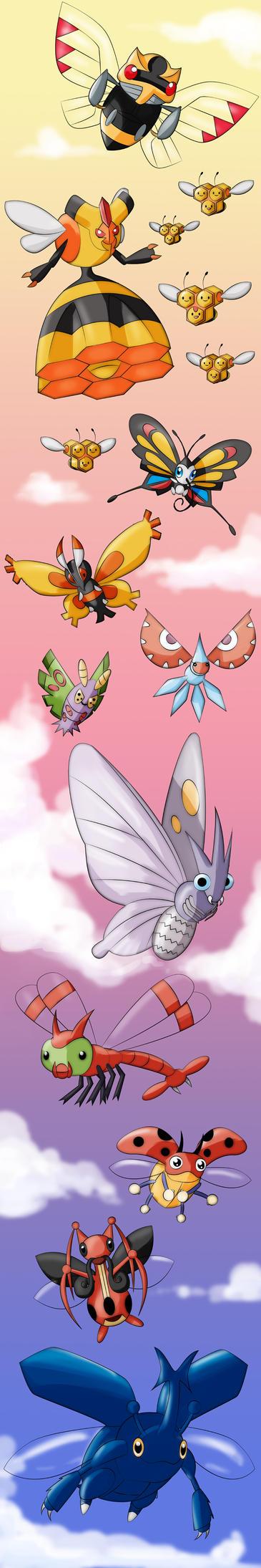 Diamond/Pearl/Platinum HM chart and Pokémon compatibility