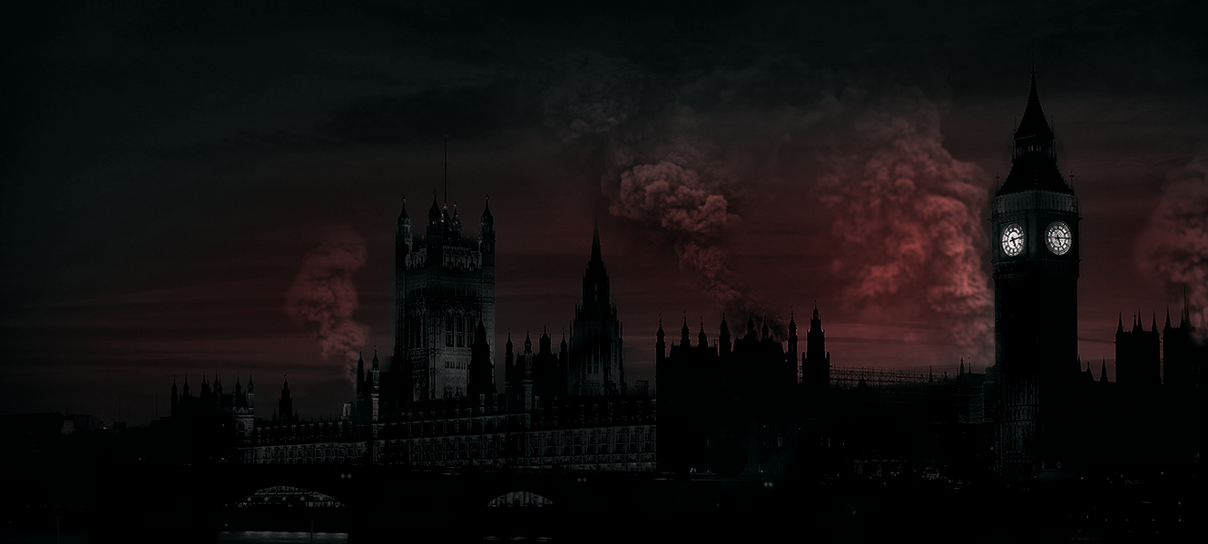 London on Fire by voolvif