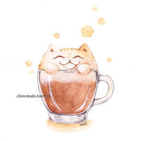 Catppuccino by hip2b2