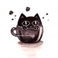 Catffee by hip2b2