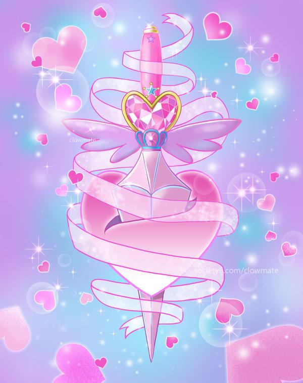 Pink Sugar Heart Attack! by hip2b2