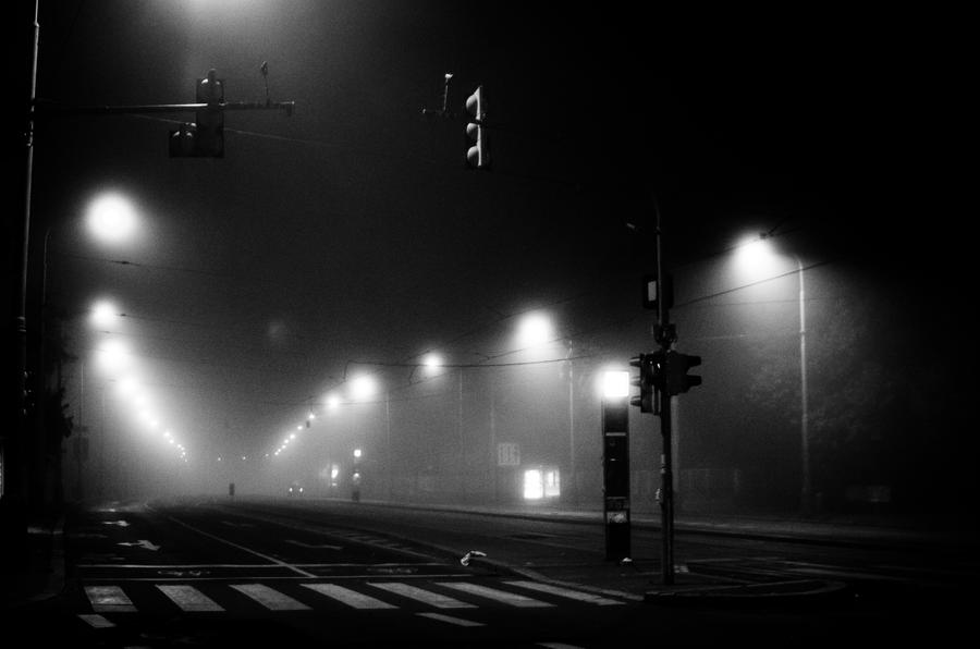 Lost in city I by R4degast