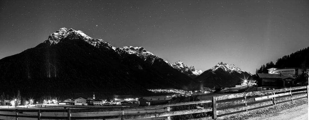 Panorama in Fulpmes by R4degast