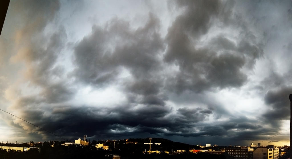 Storm II by R4degast