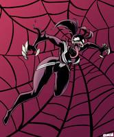 Venom-ize Challenge: Celline by Yaroruhih