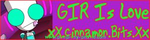 GIR IS LUV by xxcinnamonBitsxx