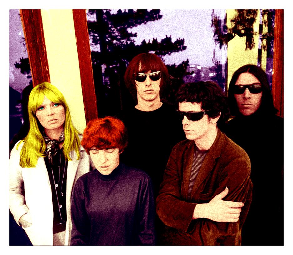 Velvet Underground and Nico by Jects