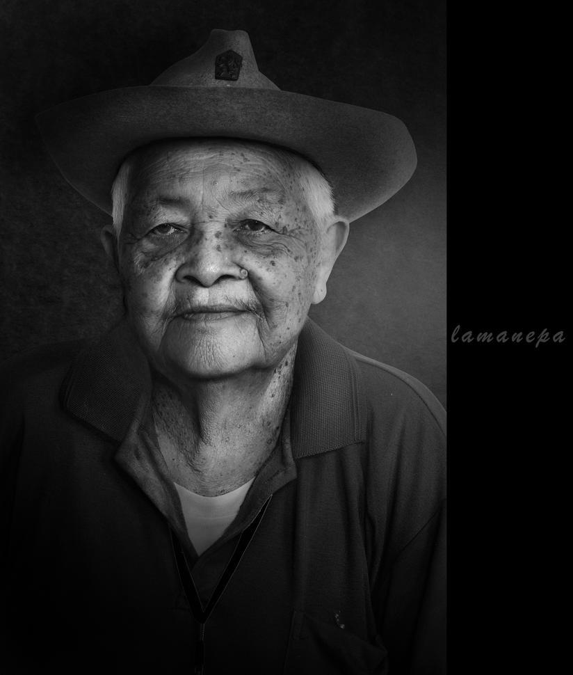 Grandpa by lamanepa