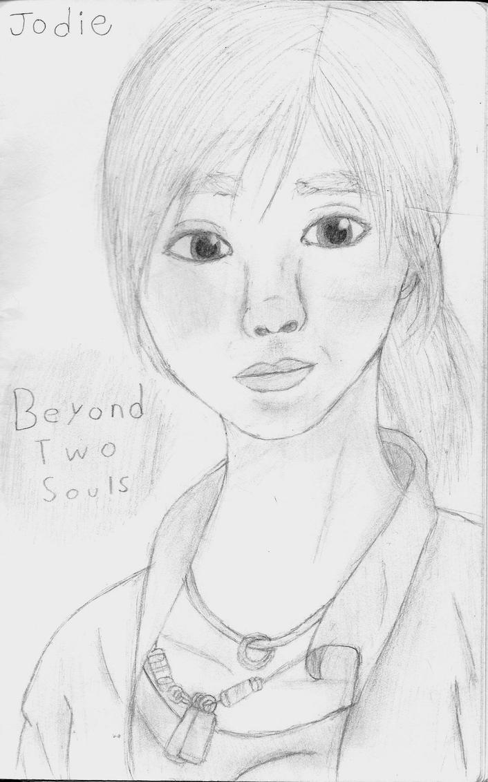 Beyond Two Souls: Jodie by BewareTheBlackcats