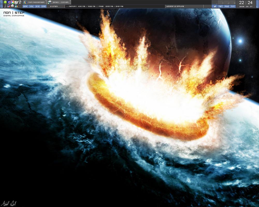 desktop by Master-G
