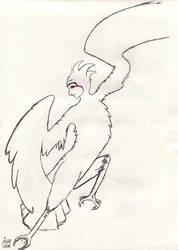 The Bird Man by dragonmind