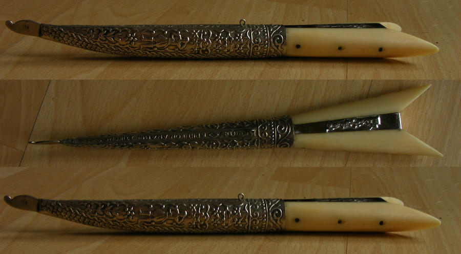 Knife Pack1 by Tasastock