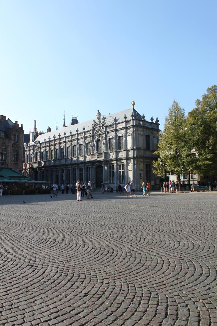 Bruges 16 by Tasastock