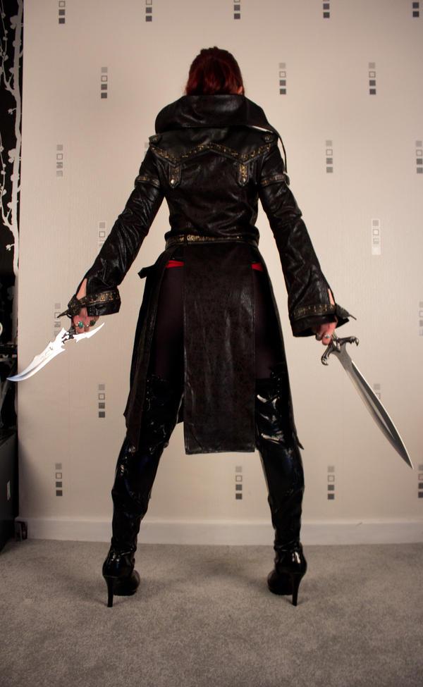 Vampire Hunter 11 by Tasastock