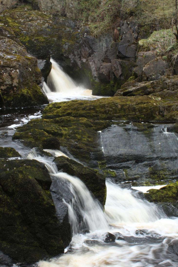 Ingleton Falls 47 by Tasastock