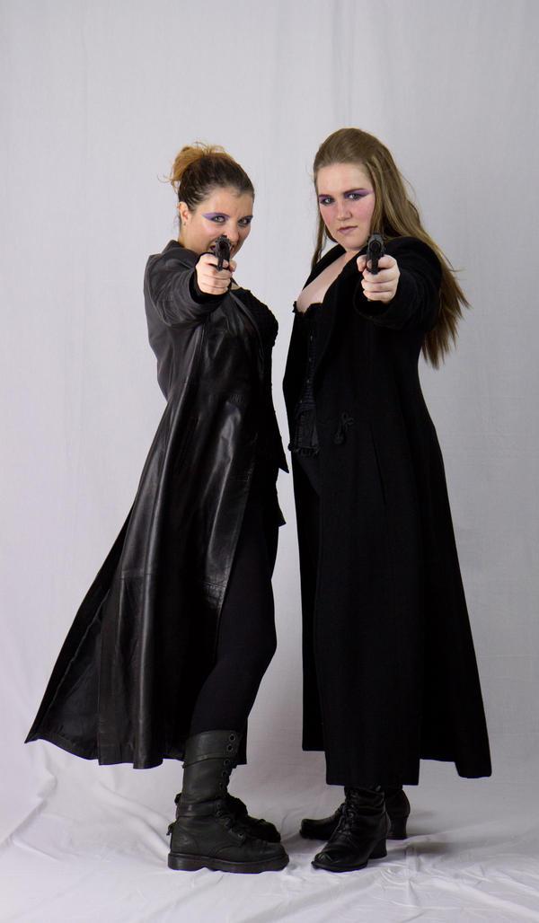 Demon hunter Duo 9 by Tasastock