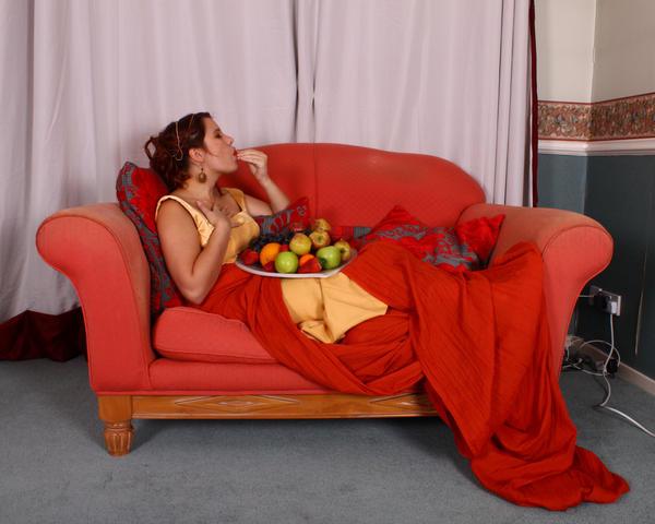 Gluttony 21 by Tasastock