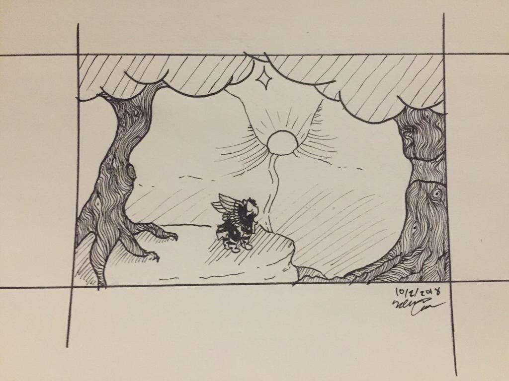 Inktastic by DreamAngelflight
